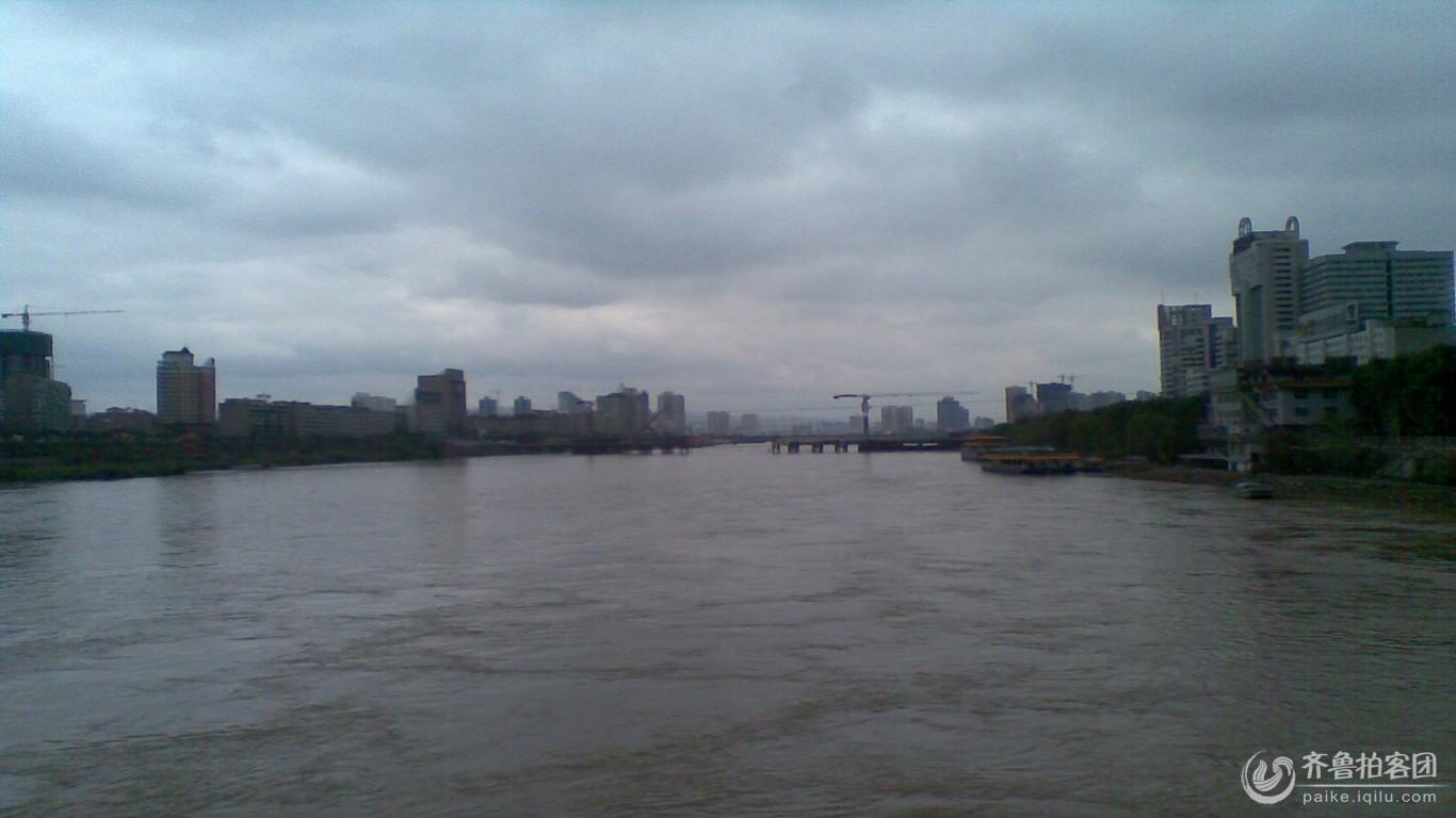 城市风景微信人头像