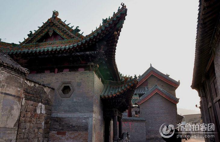 """1986年被河南省定为""""河南省重点文物保护单位"""""""
