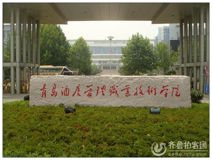 职业技术学院 青岛酒店