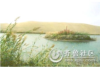 水中楼兰公主墓二首 诗 图
