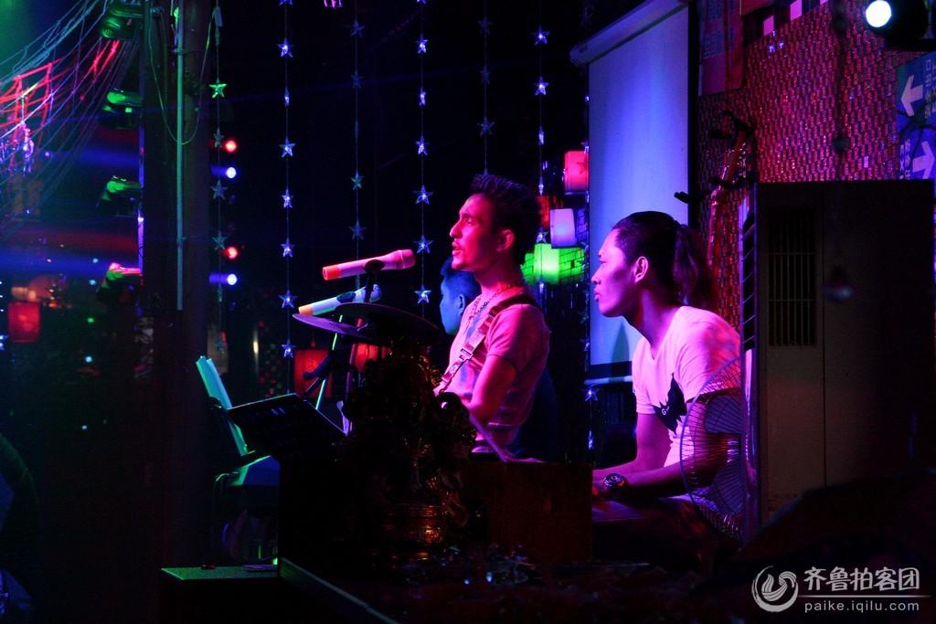 论坛 69 齐鲁拍客团 69 青岛拍客 69 西塘夜晚的酒吧
