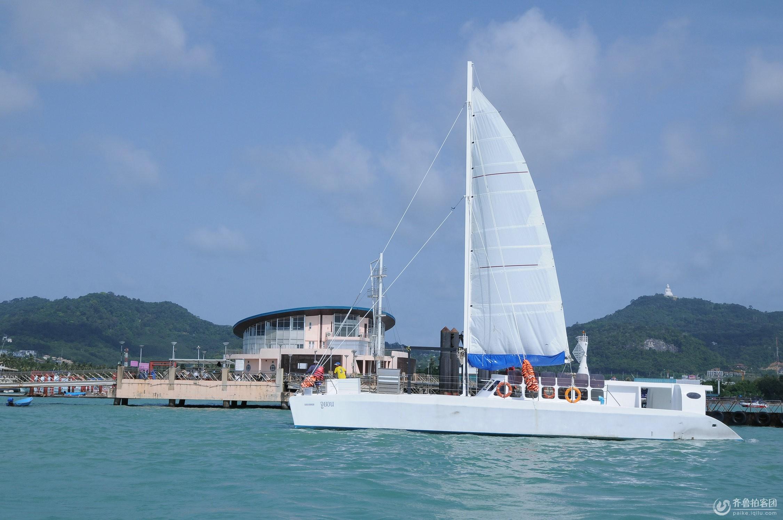 泰国游记:普吉岛出游第三天——继续出海