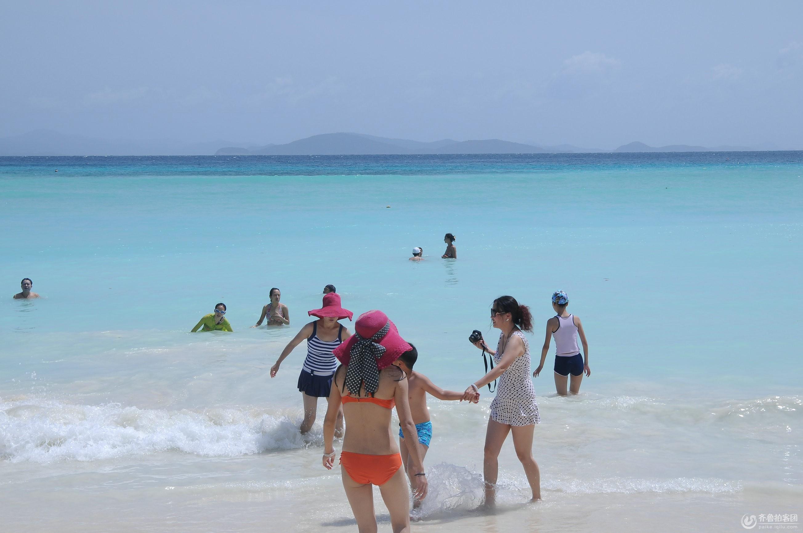 泰国游记:普吉岛出游第三天——皇帝岛风景