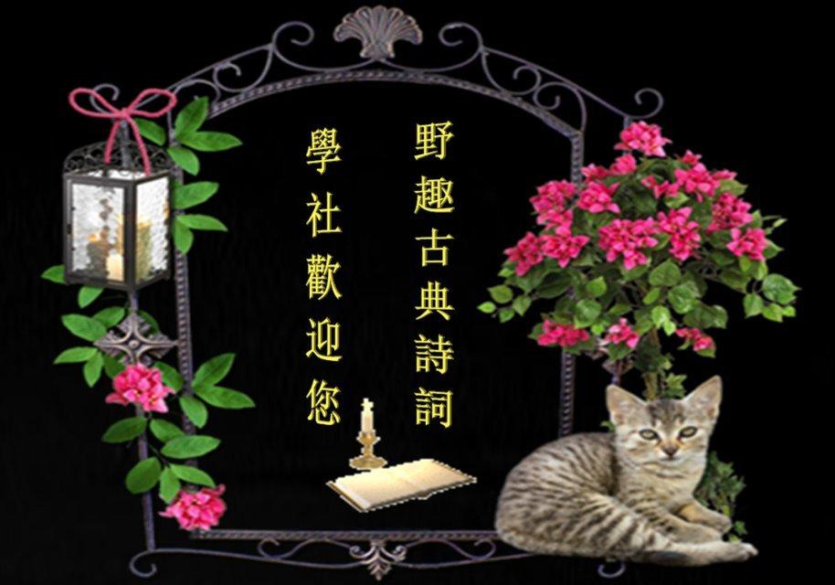 野趣古典诗词学社《接龙诗会》第170期 整理*蔷薇
