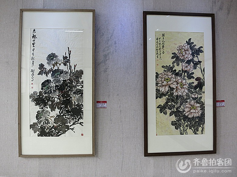 """""""中国梦 国花颂""""中国画牡丹作品展"""