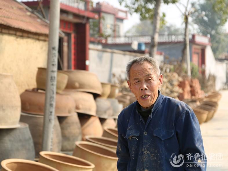 探访泗水柘沟土陶文化