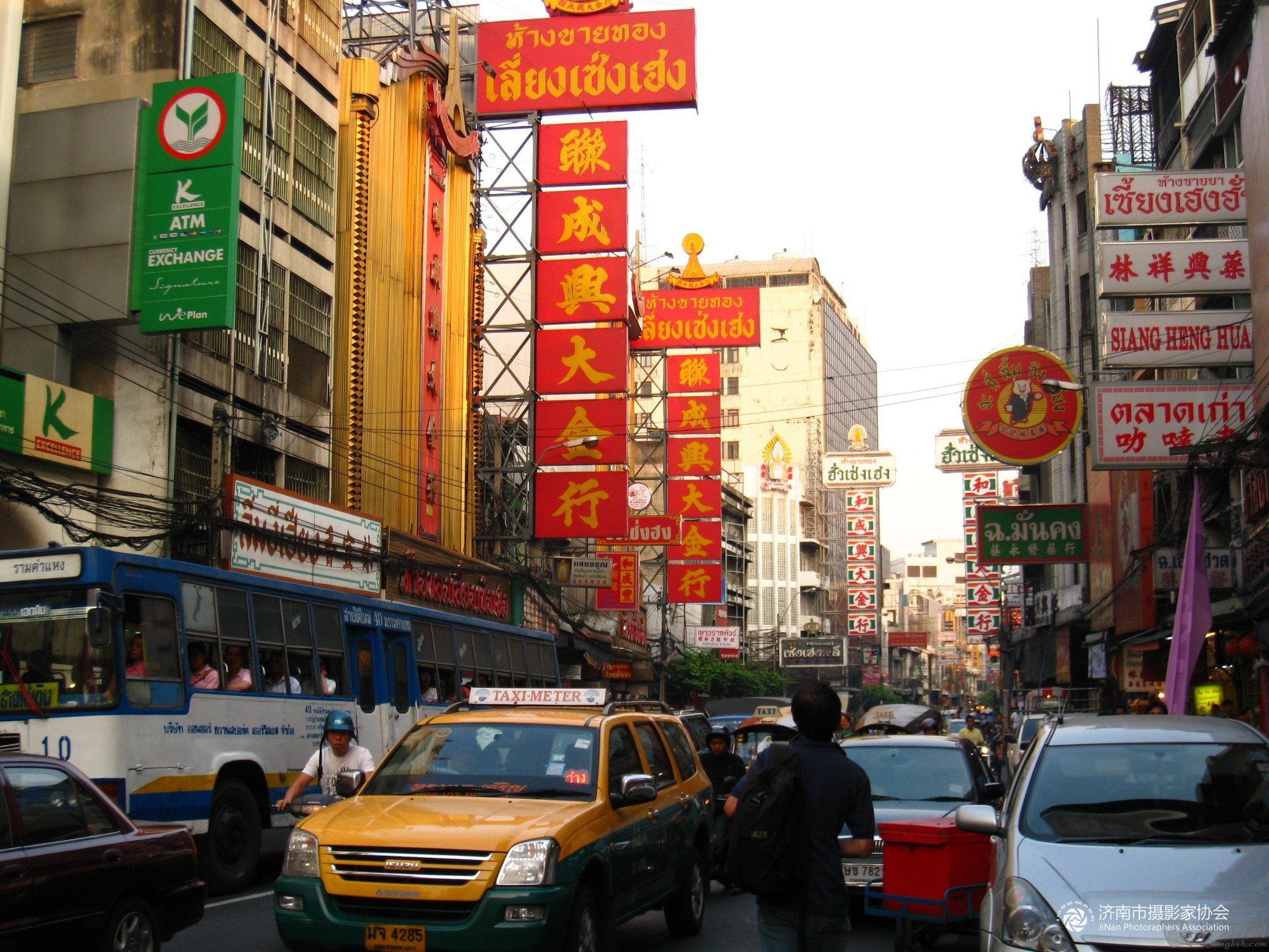 曼谷街景 - 长清区 - 齐鲁社区
