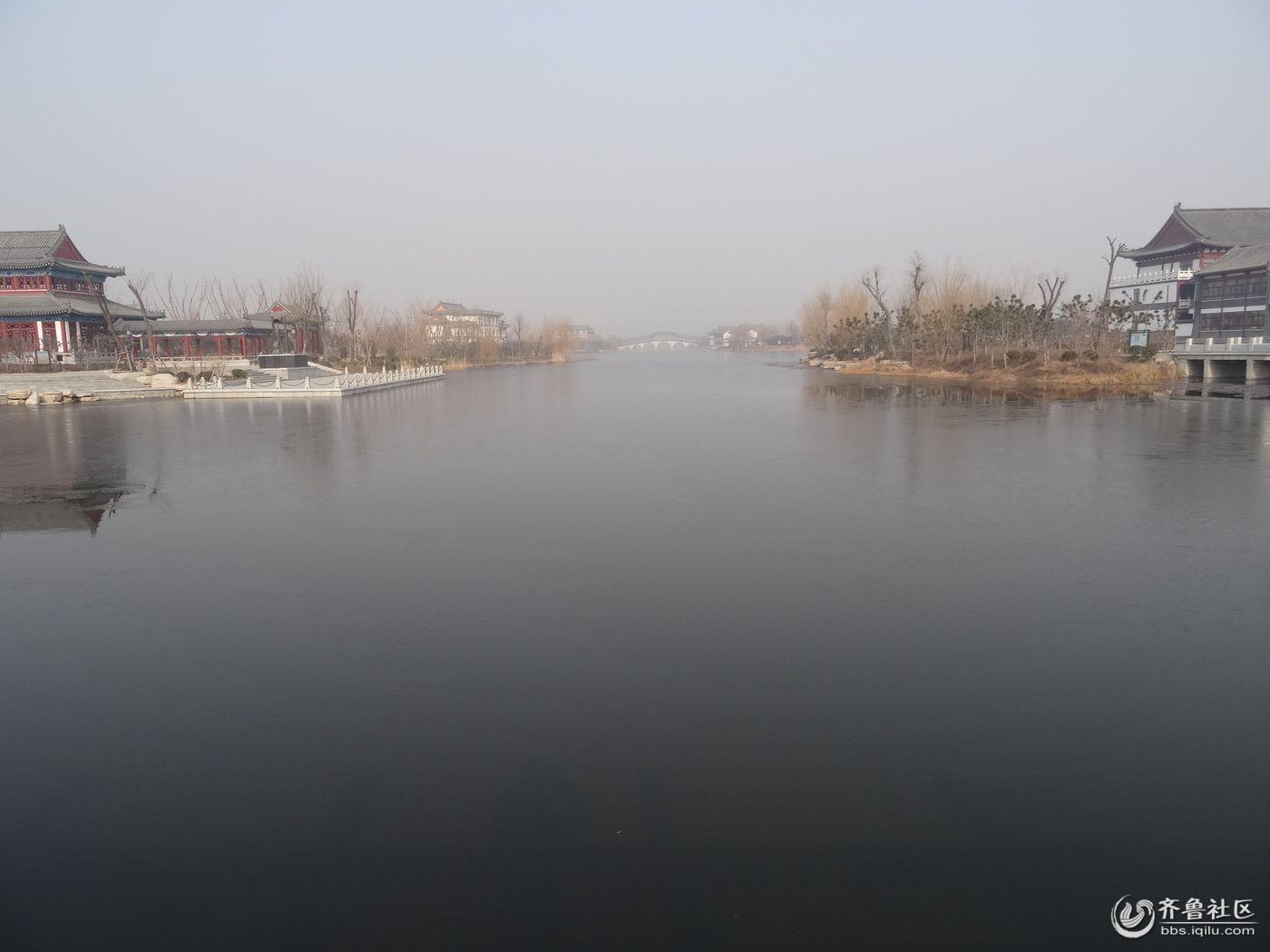 美丽如画的沂河公园_洛克王子_新浪博客