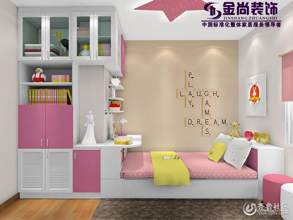 最爱的儿童房榻榻米装修设计图片