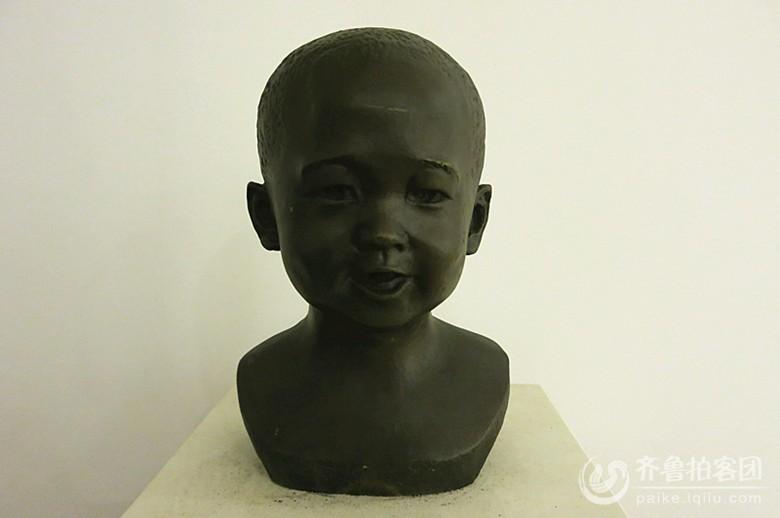 著名雕塑大师薛林纳作品展