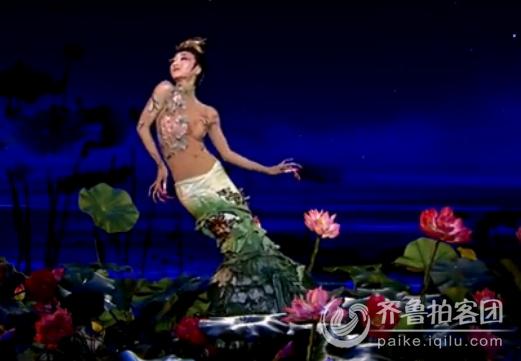 杨丽萍舞蹈新作--莲花心