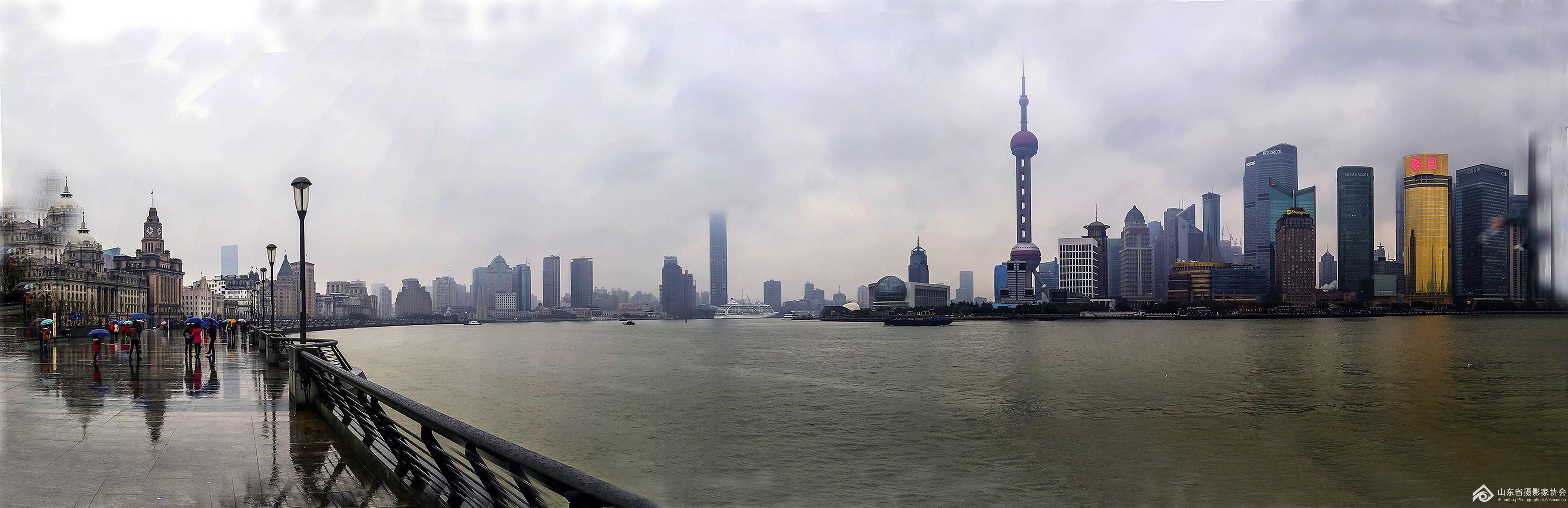 上海720全景图素材