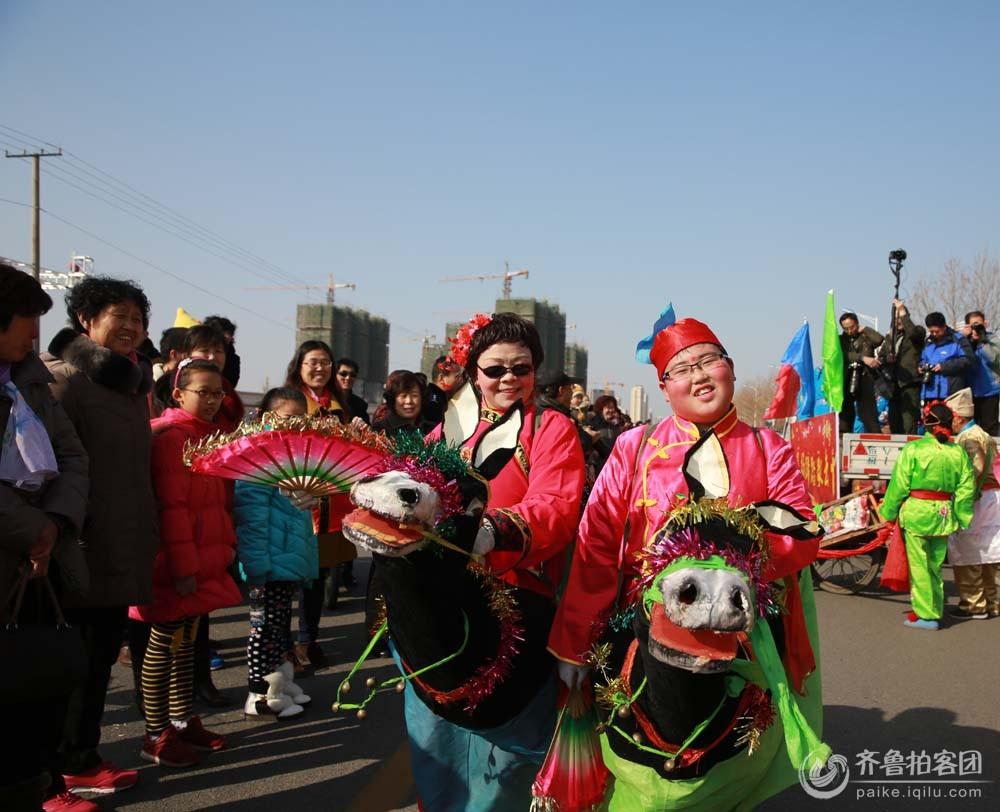 2015黄县大秧歌拾零