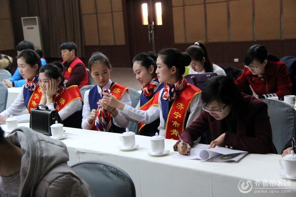 获 济宁市优秀青年志愿者服务队 称号