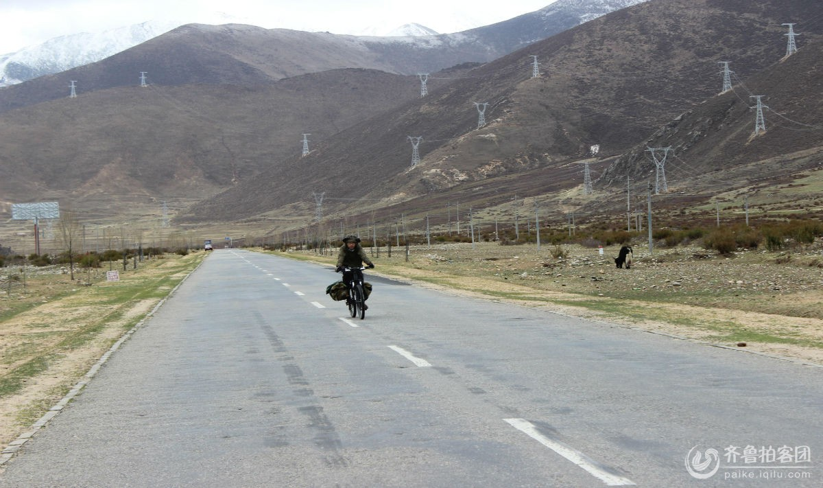 色季拉山口沿路风景 5