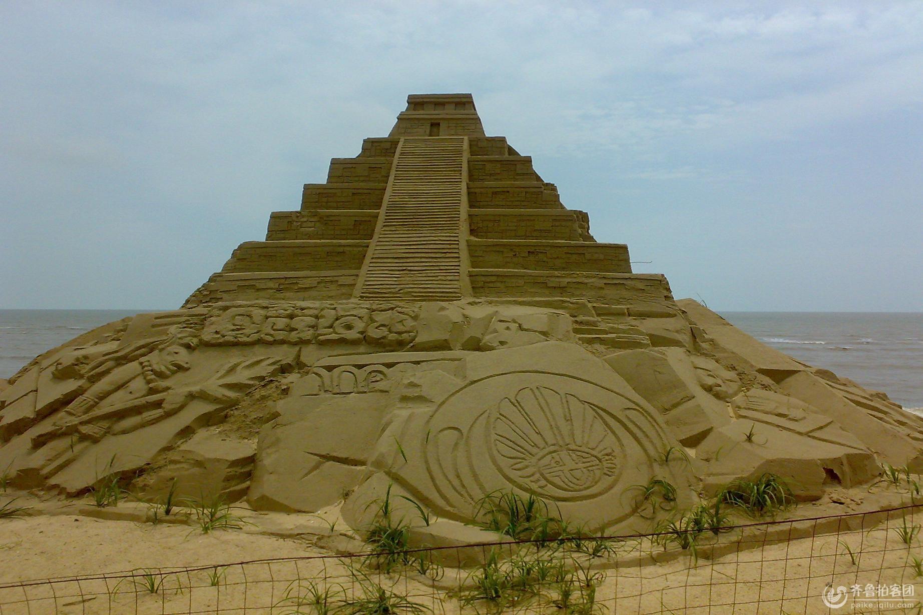 文登南海新区---沙雕艺术节 2