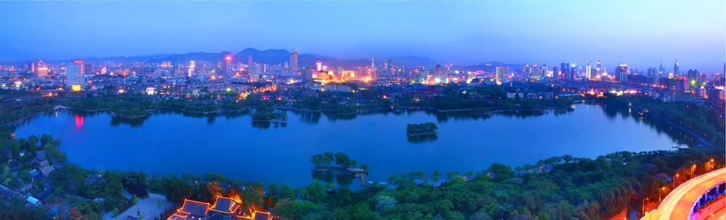泉城之夜2008
