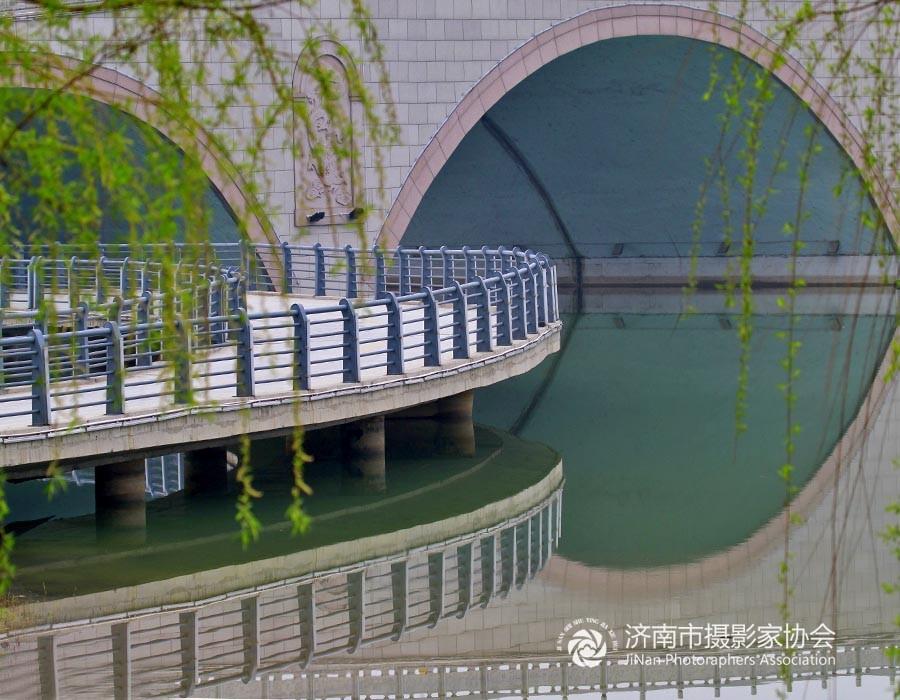 济阳澄波湖风光(二)