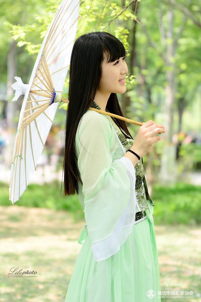 【新海星古装模特外拍】(libo)之绿野仙踪