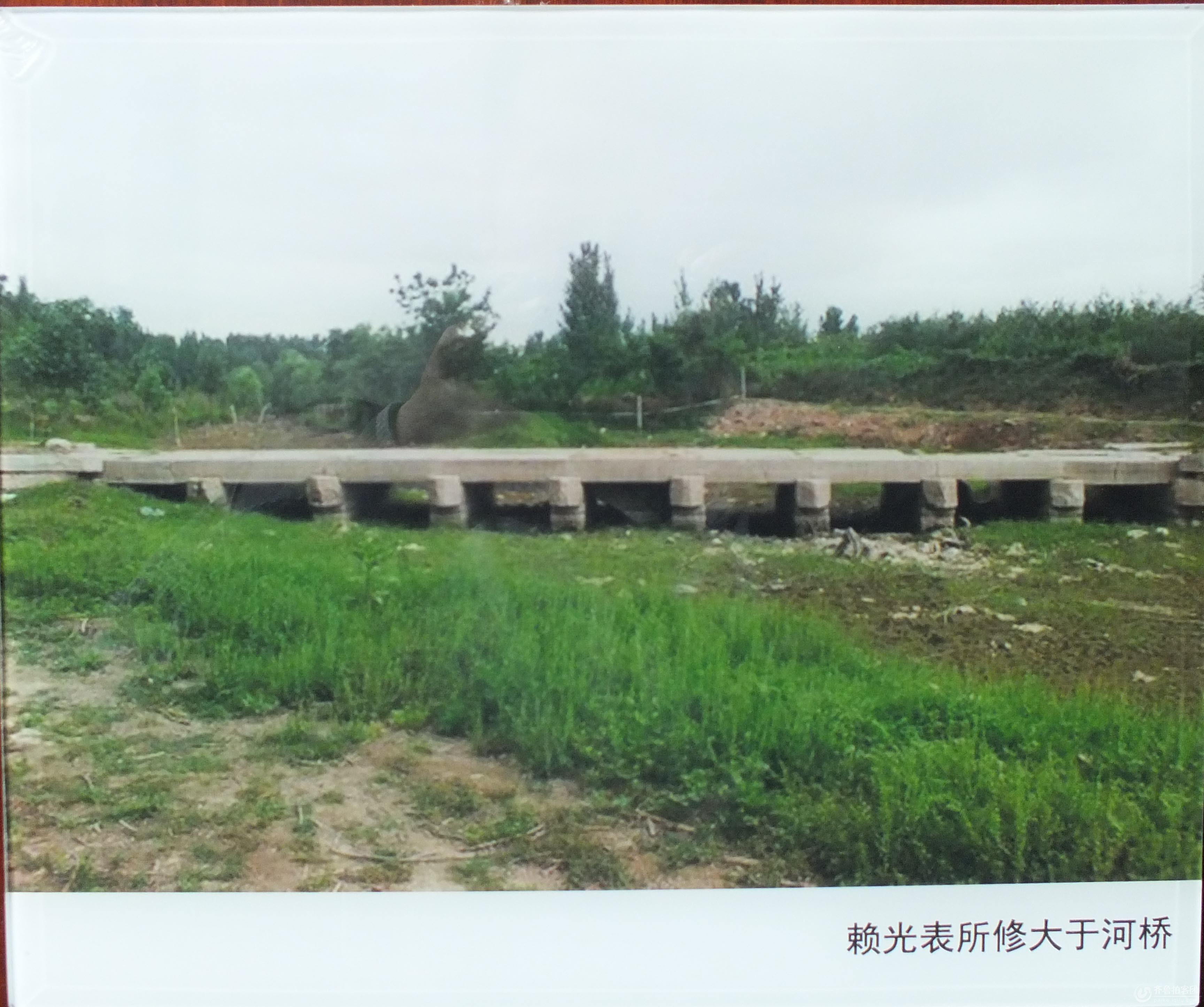 家乡的小石桥-----大于河桥