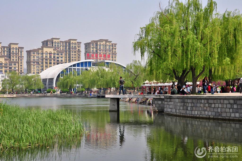 青岛李村公园