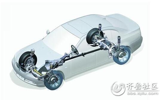 答:通常汽车由发动机,底盘,车身,电气设备四个部分组成.