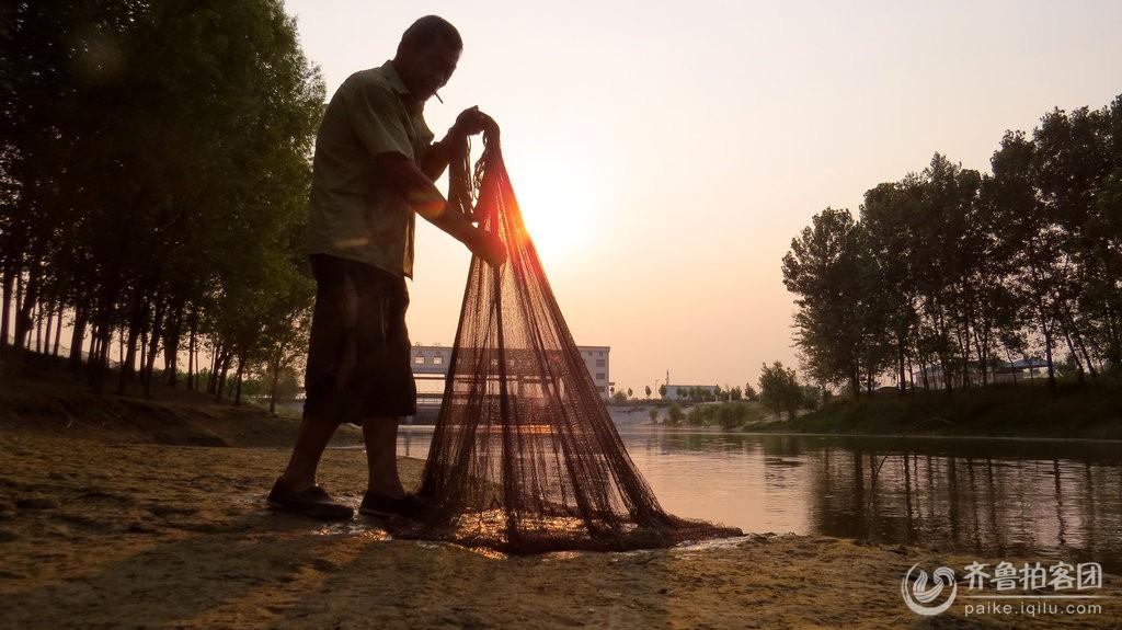 寻找身边的老手艺:撒网捕鱼