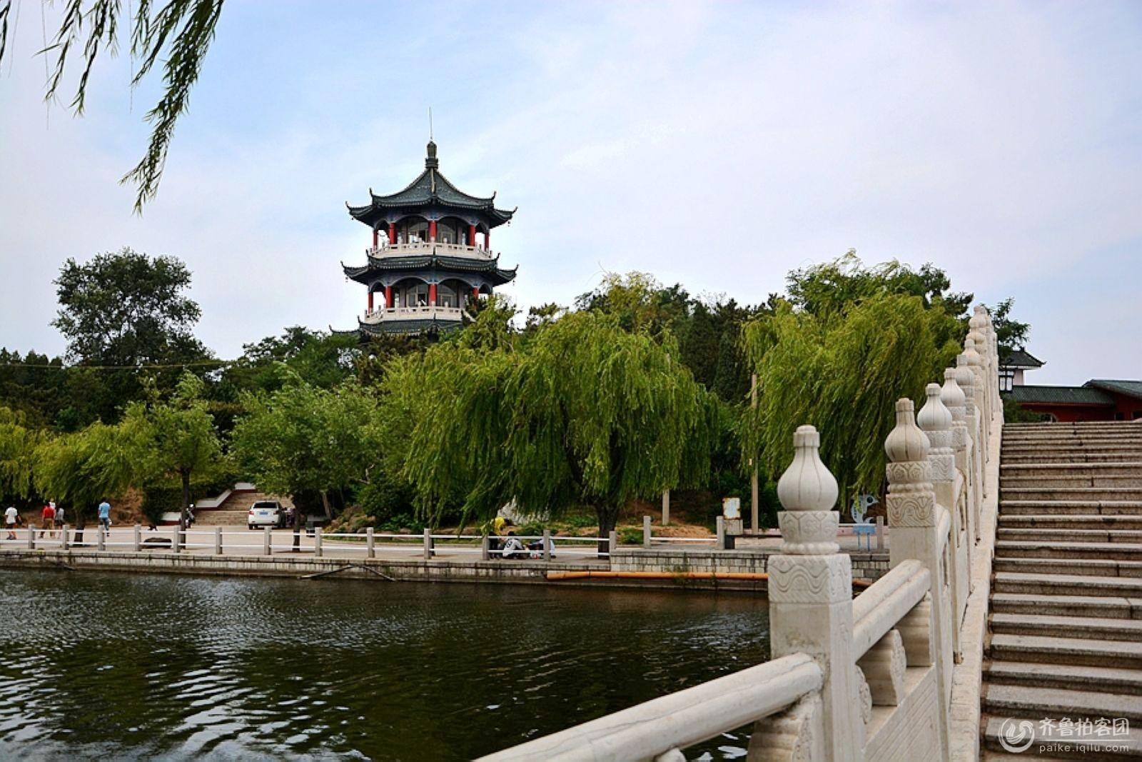 走马观花莱西月湖公园 - 青岛拍客 - 齐鲁社区 - 山东