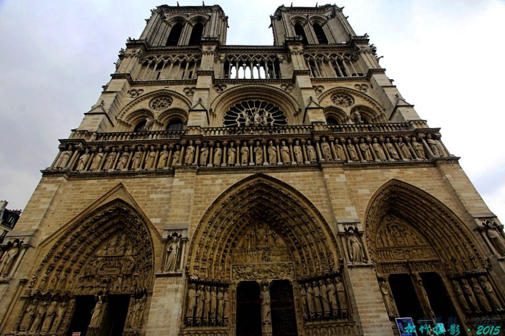 法国·巴黎圣母院