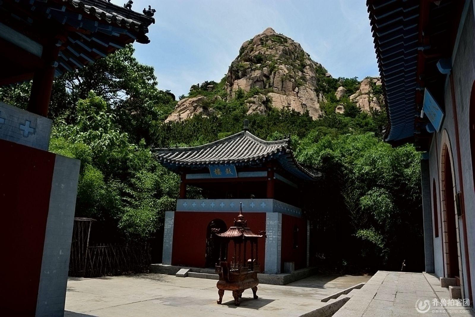游大珠山石门寺 - 第2页 - 青岛拍客 - 齐鲁社区 - 最