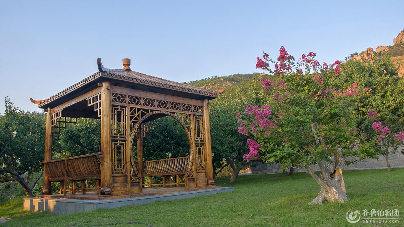 别墅后花园小别墅v别墅_步骤泳池图片装修的别墅图片