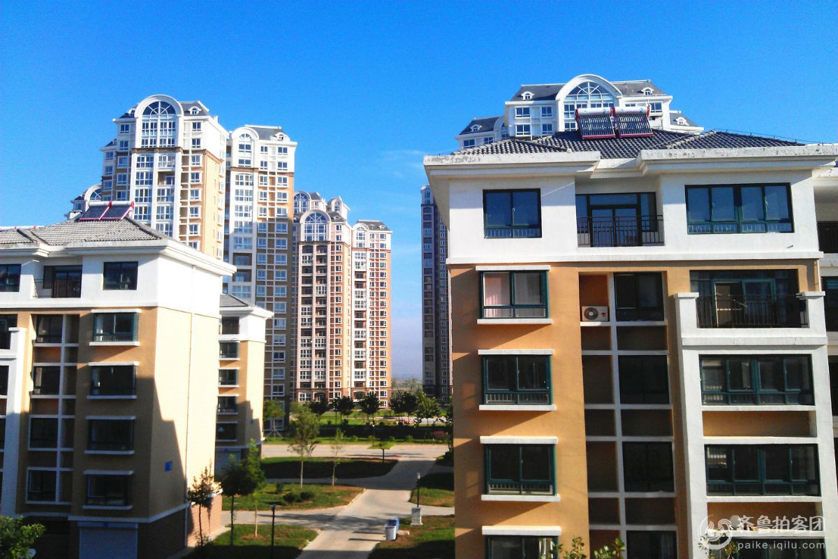 深圳南海花园别墅