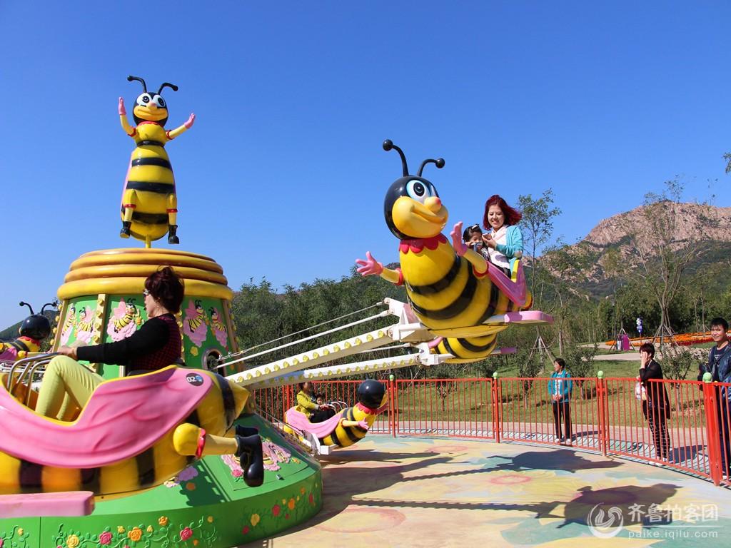 藏马山之儿童游乐园