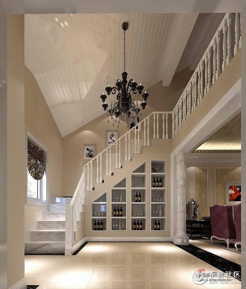 中柱旋转楼梯实木楼梯钢木楼梯楼梯扶手免费上门设计