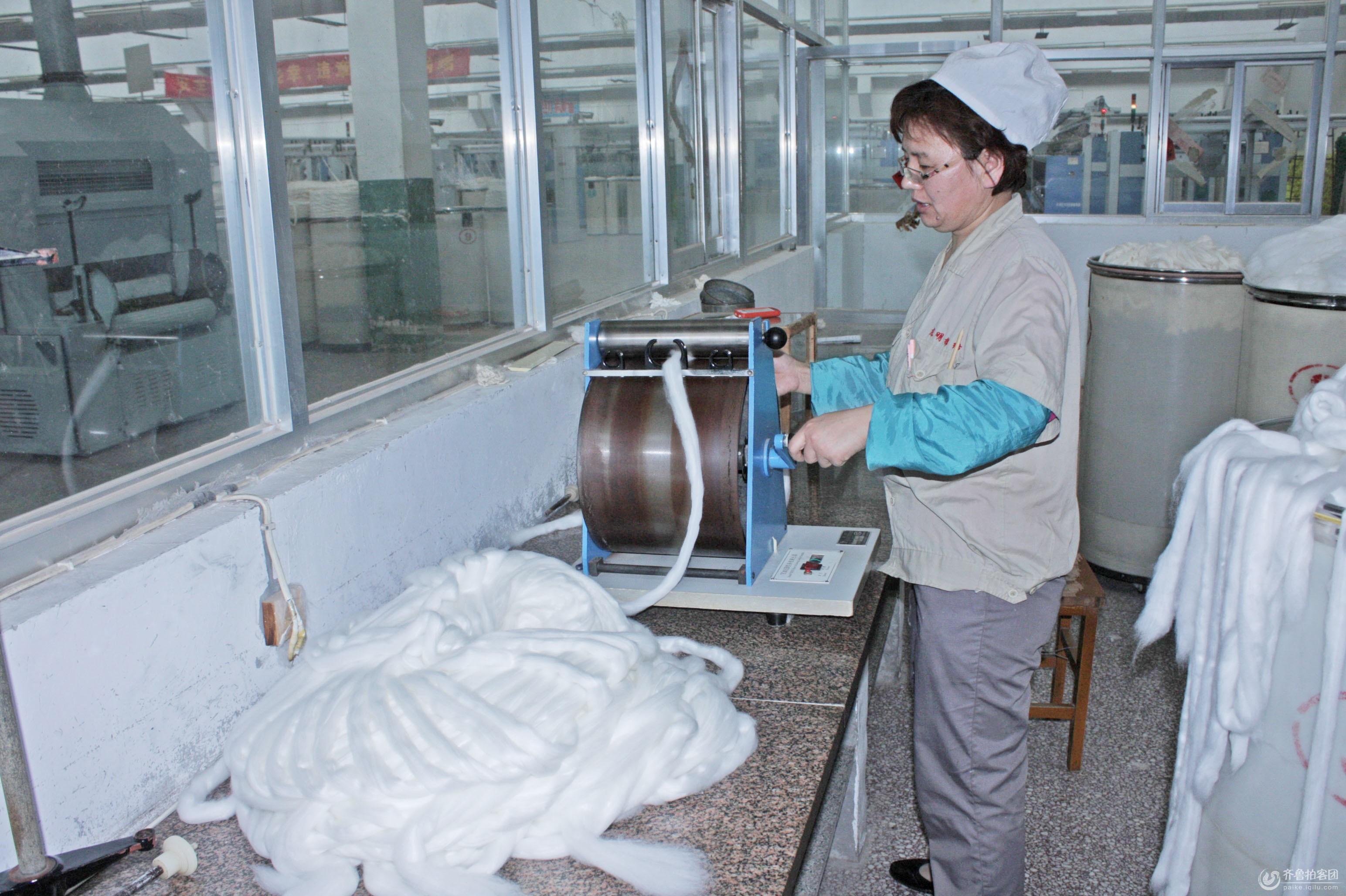 最美纺织工人(三)