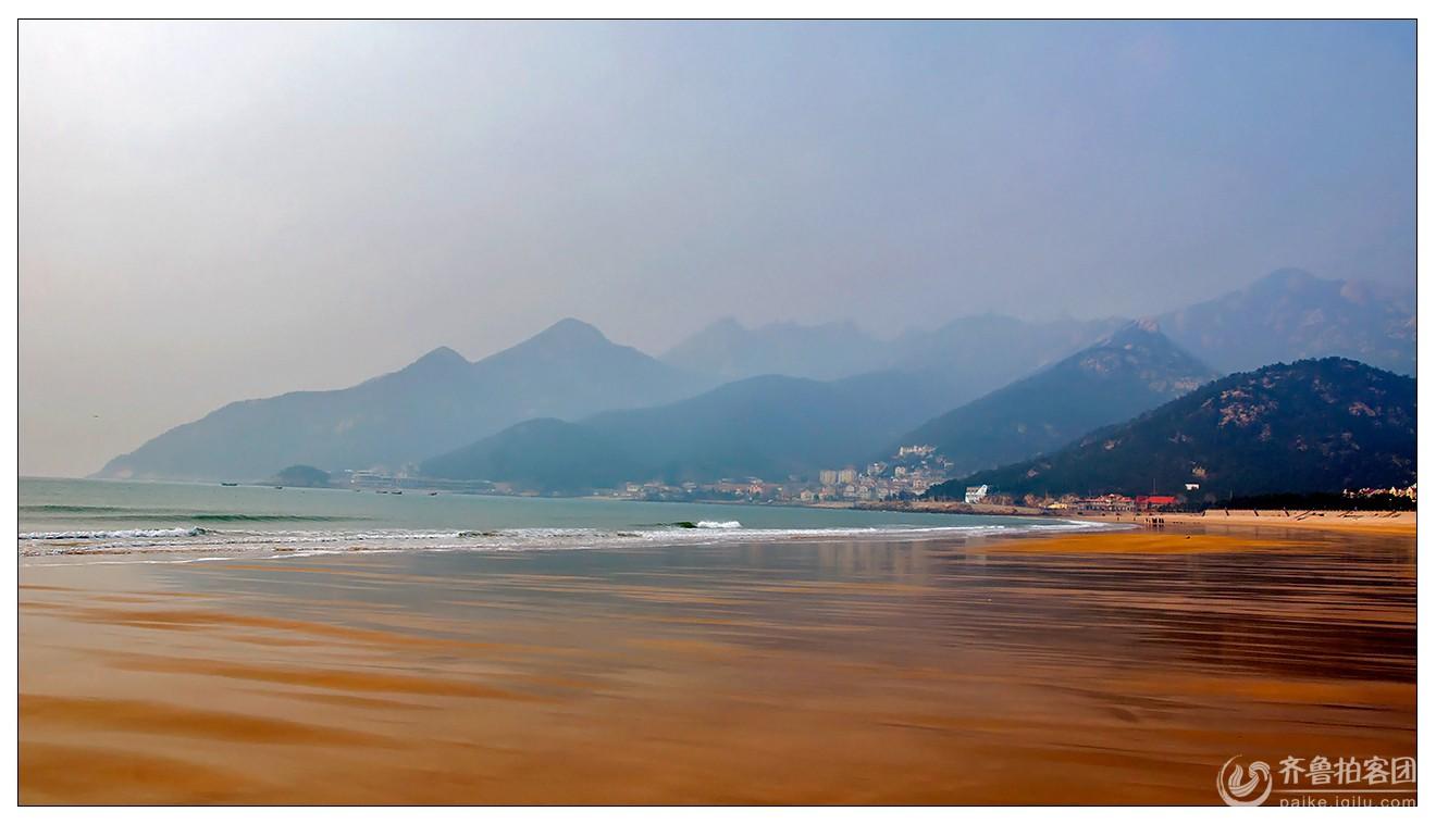 流清河海水浴场 - 青岛拍客 - 齐鲁社区 - 山东最大的