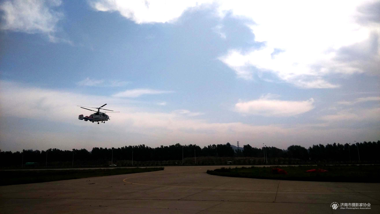 森林消防飞机 - 平阴县