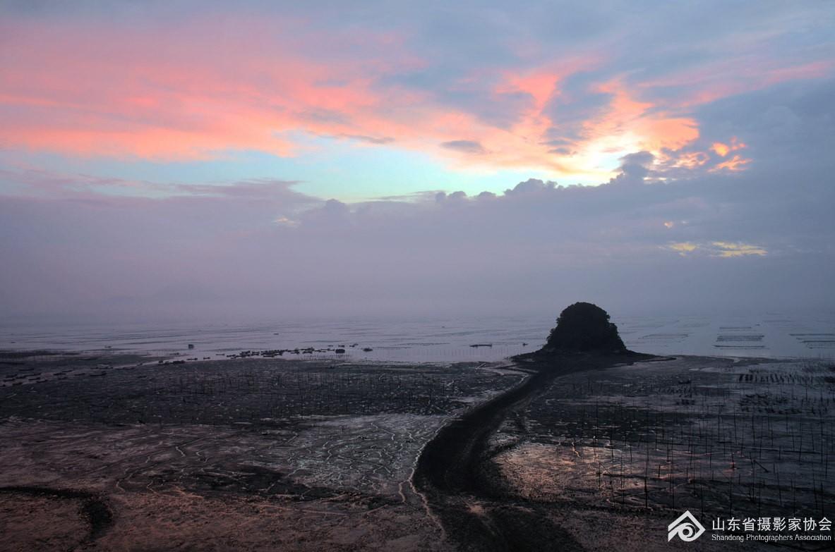 霞浦馒头山晨光
