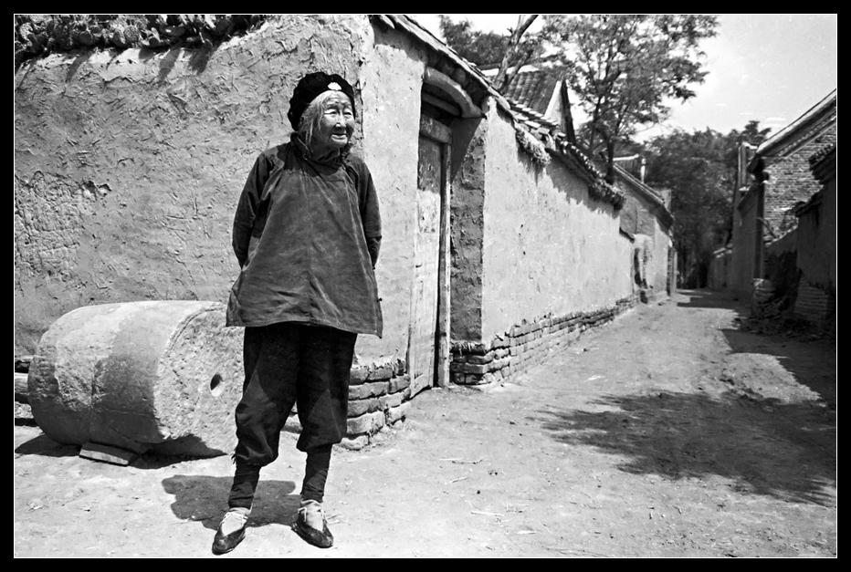 宋晓先生《鲁西南乡村记忆》大型摄影展开幕