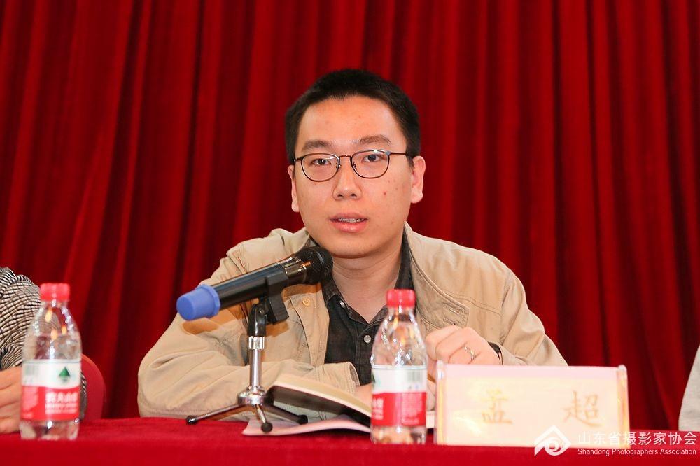 北京摄影函授学院教务主任孟超