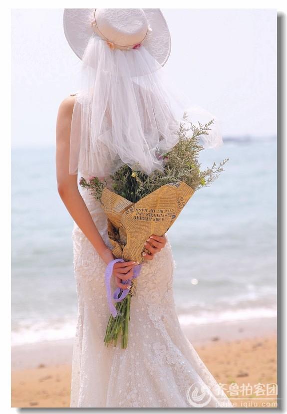 扫街随拍婚纱照