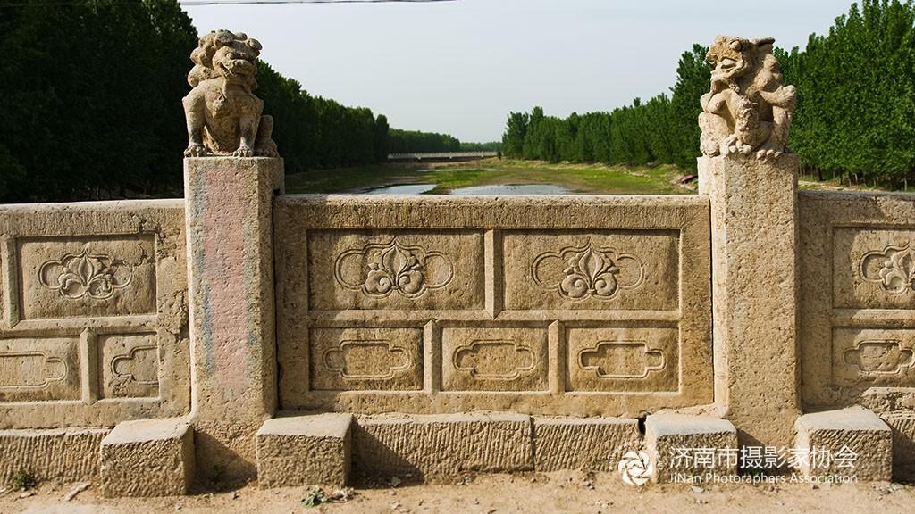 千年古城东阿镇旧址