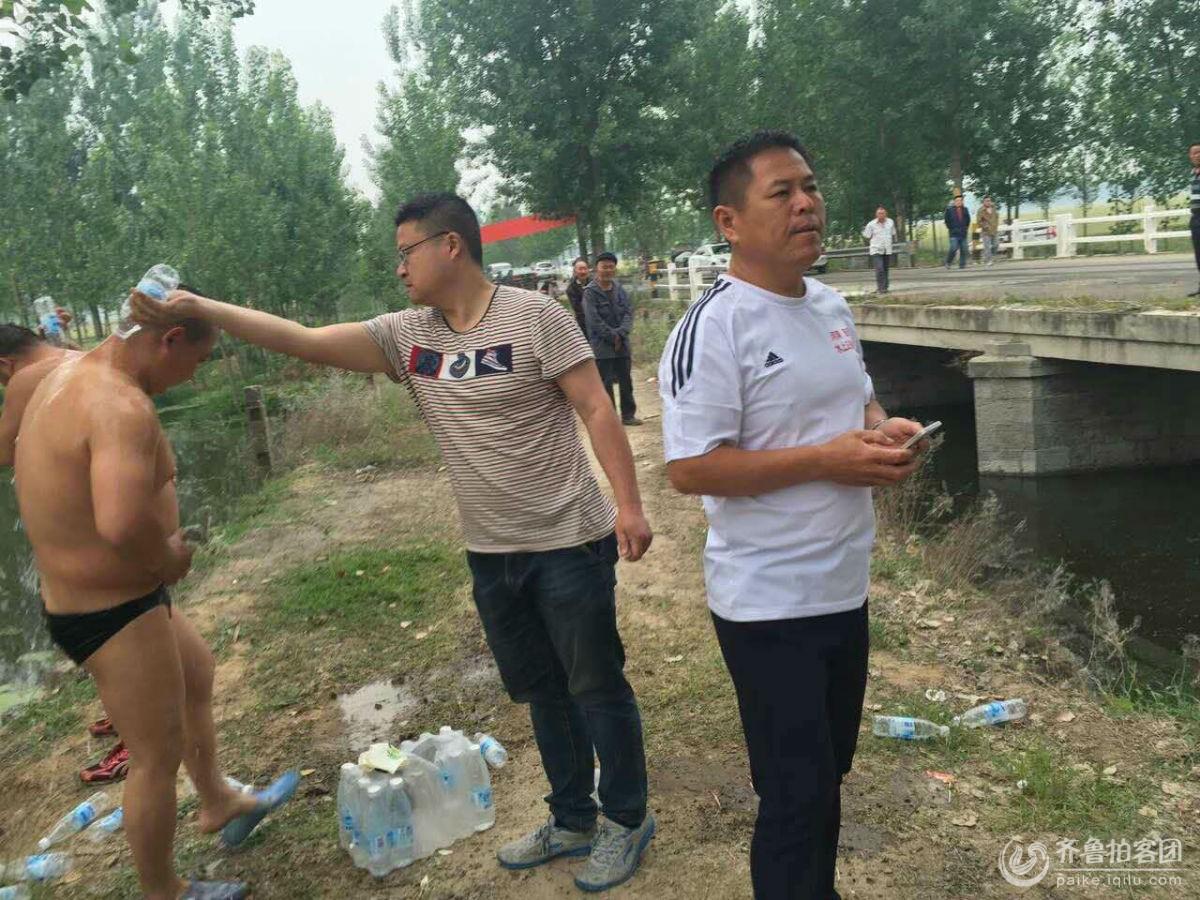 商丘水上义务救援队跨省打捞遇难者感动曹县人