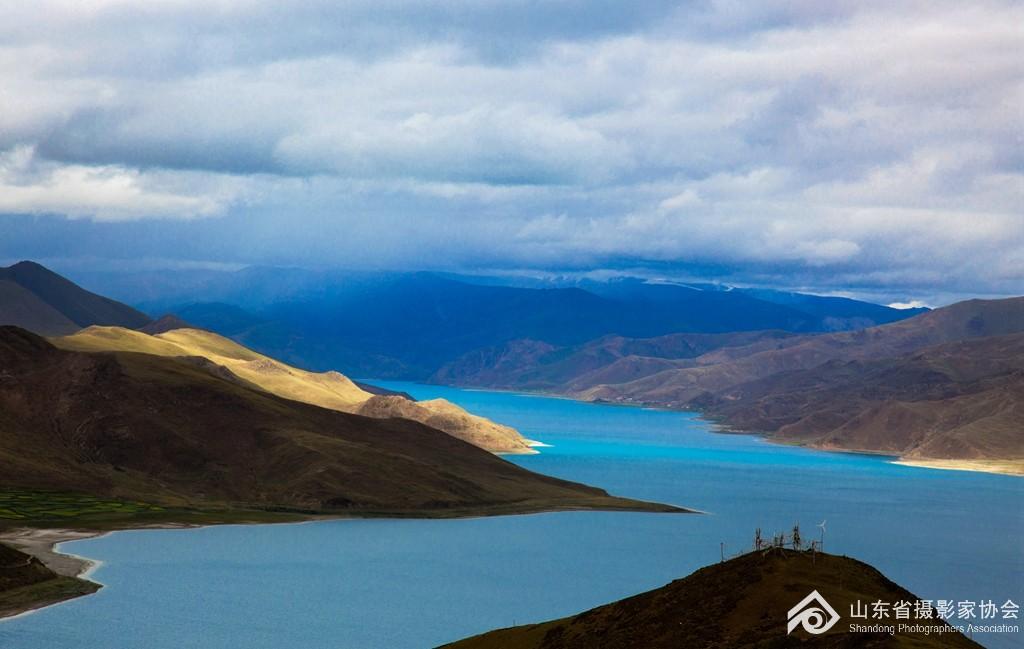 《西藏羊湖》张跃15066910607.jpg