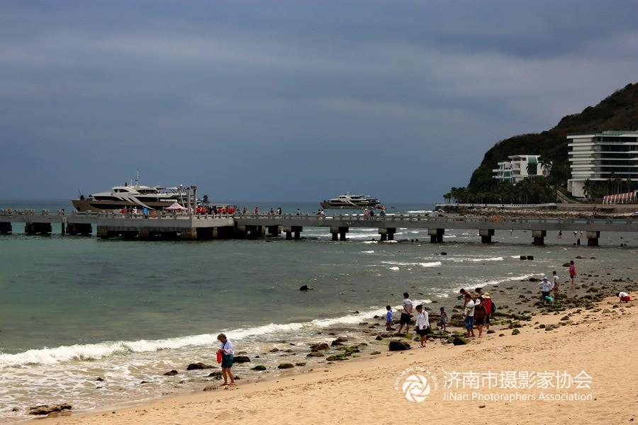 海南三亚大东海风景区 ( 6 )