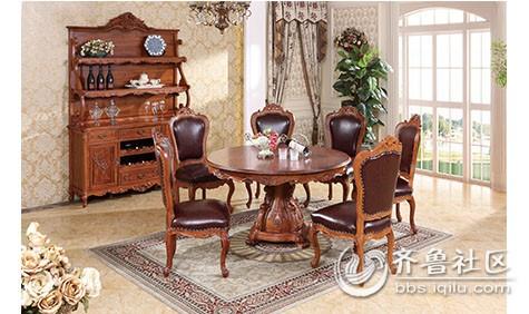 欧式红木家具,周家公馆