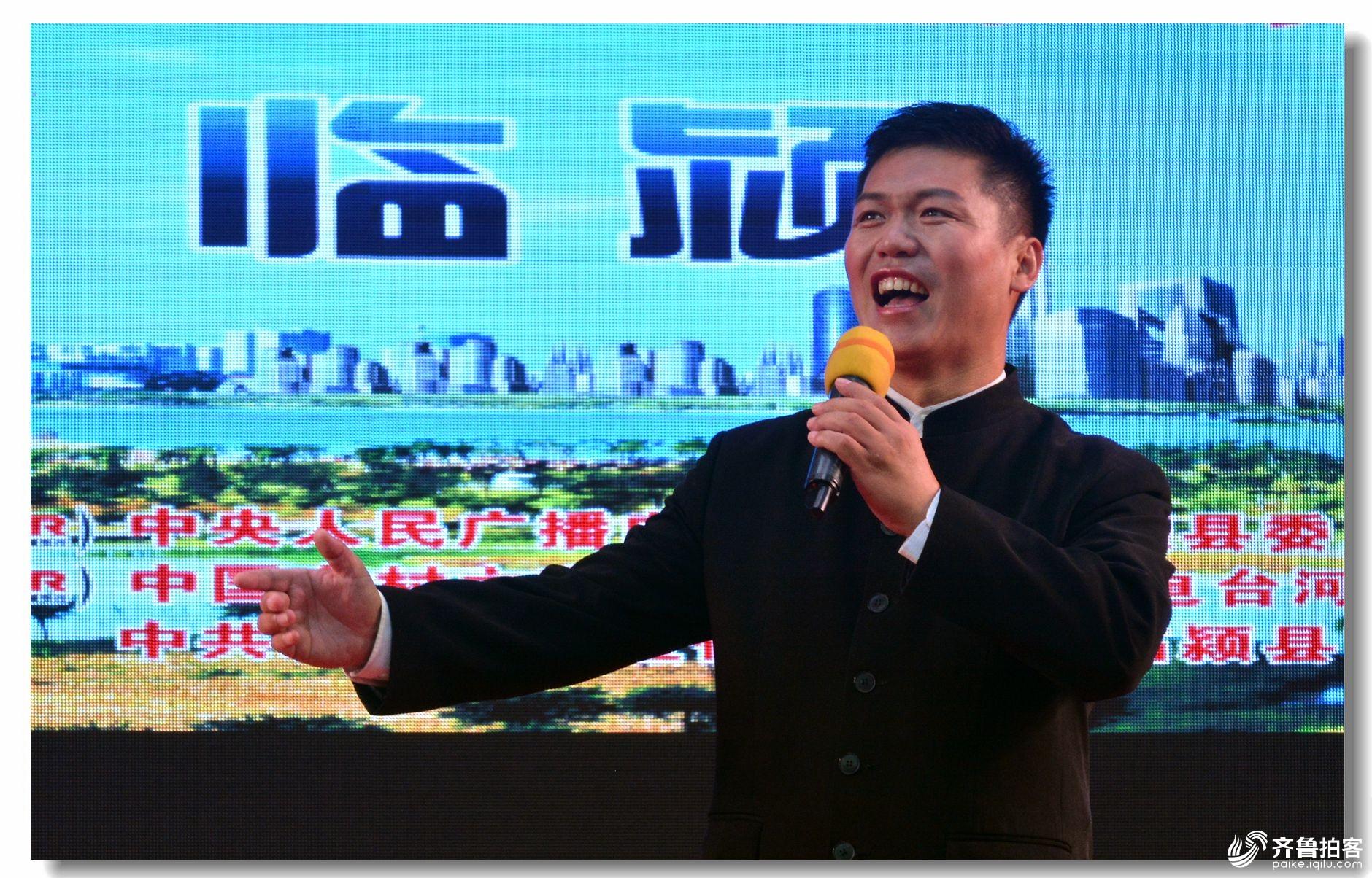 农民歌手贾崇珍走进2016中央人民广播电台中国乡村之声