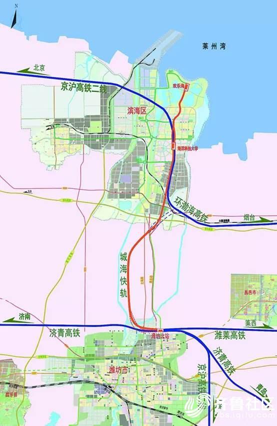 潍坊北站设计图