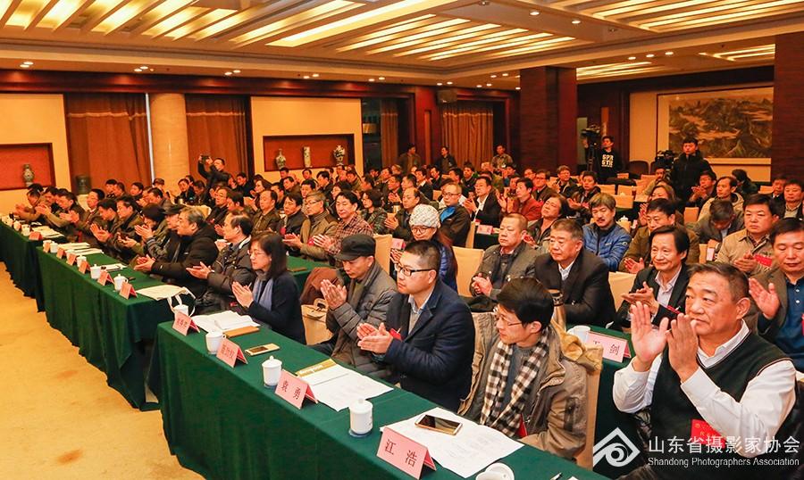 5省摄协第七届代表大会130位代表出席