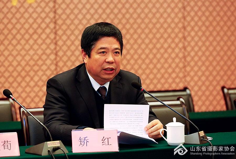 8省文联党组成员、纪检组长矫红作人事安排说明